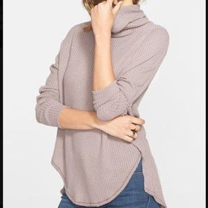 Free People We the Free Kristina Tan Turtleneck